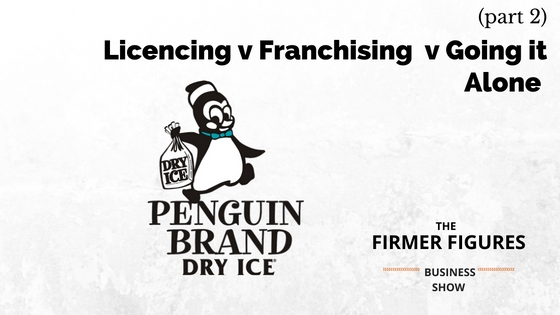 FFS010:Franchising v Licencing v Going it Alone
