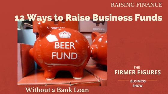 FFS018:12 Ways to Raise Business Funds without a Bank Loan