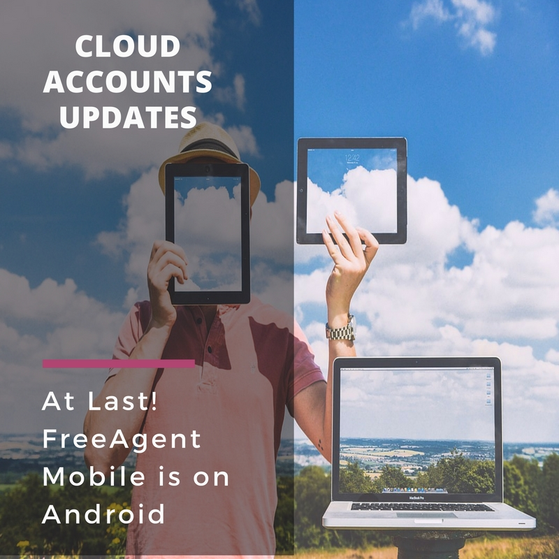At Last! FreeAgent Mobile is on Android