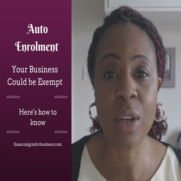 How to Avoid Auto Enrolment if you are a Small Employer (Video)