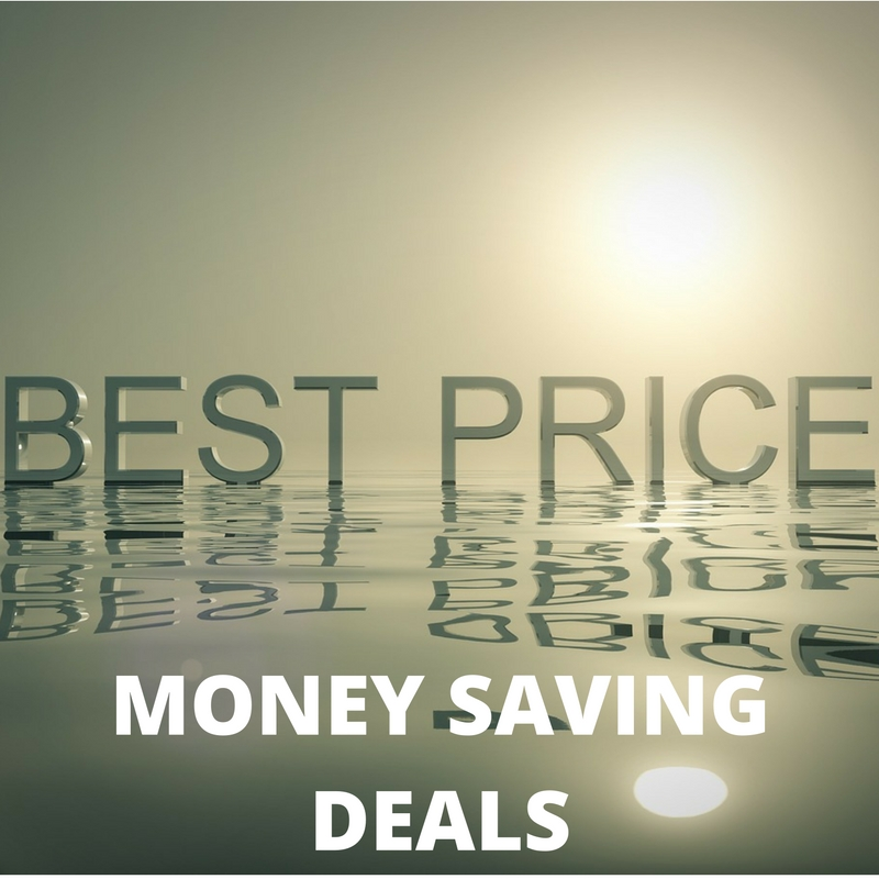 Money Saving Deals