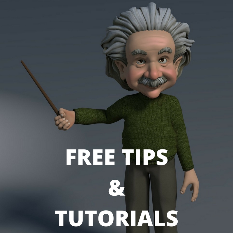 Free Tips & Tutorials